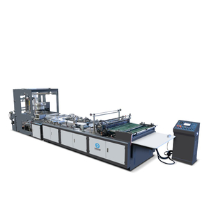 Full Automatic Add Slider Zipper Bag Making Machine
