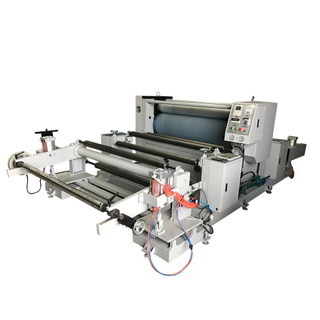 Roll to Roll Embossing Machine