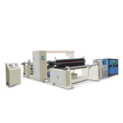 Vacuum Film Embossing Machine