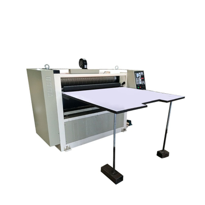 Paper Sheet Embossing Machine